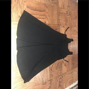 Trapeze Theory Black dress
